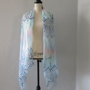 Accessories - Pastels pashmina